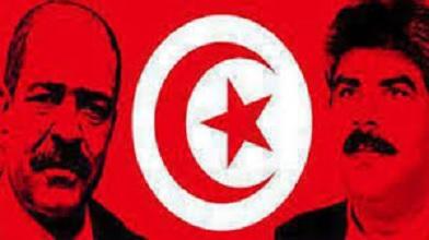 """هيئة الدفاع عن بلعيد والبراهمي: """"لم نطالب مطلقا بحلّ حركة النهضة"""""""