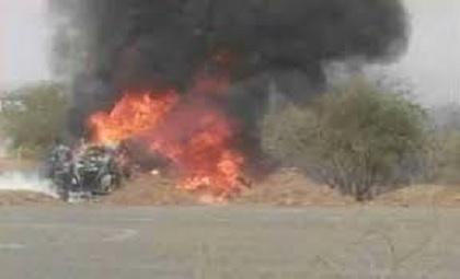 مقتل 5 مسؤولين سودانيين في تحطم طائرة