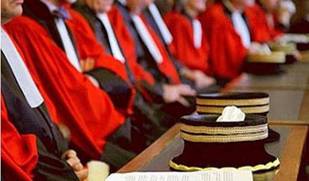 رفع الحصانة عن 28 قاضيا