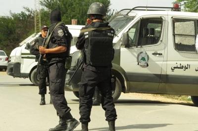الكشف عن مستودع لصنع المتفجرات في سيدي بوزيد