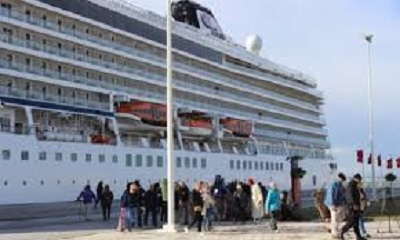 ميناء حلق الوادي: ايقاف مسافرة ألمانية بحوزتها مخدرات لترويجها في تونس