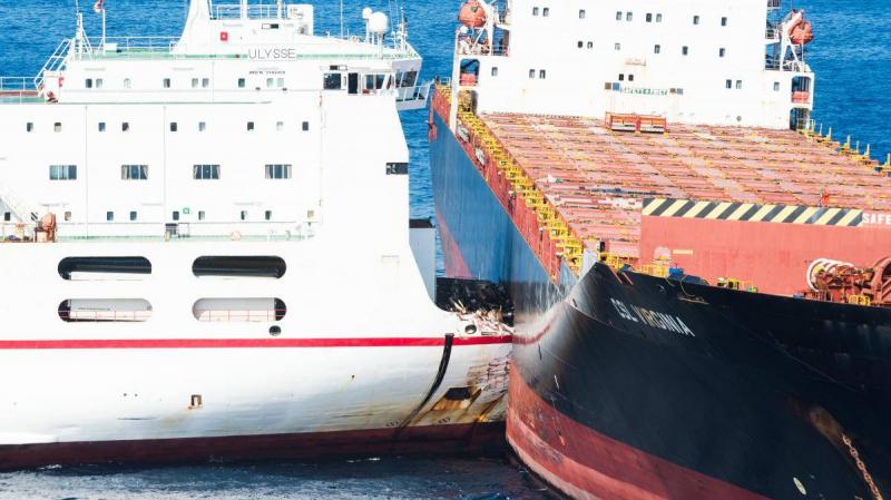 """التقرير النهائي لحادث باخرة """"اوليس"""" يدين الجانب التونسي"""