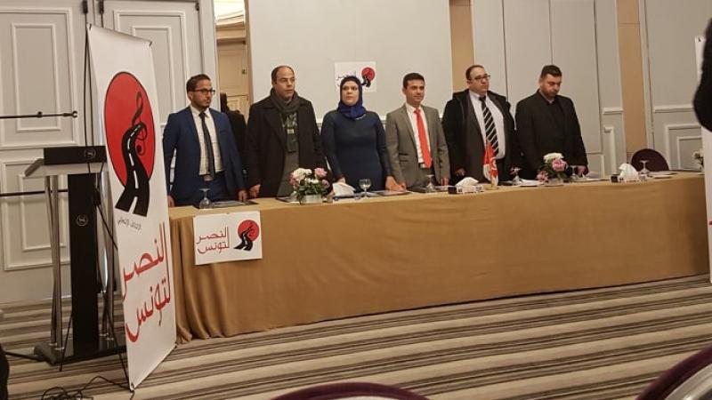 إئتلاف انتخابي يعلن عن مرشّحه للانتخابات الرئاسيّة