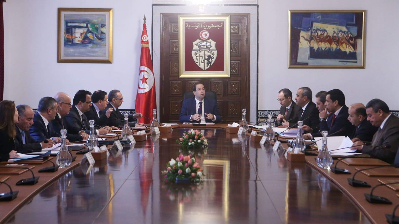 مجلس وزاري مضيق حول خطة العمل لمجموعة العمل المالي الخاصة بتونس