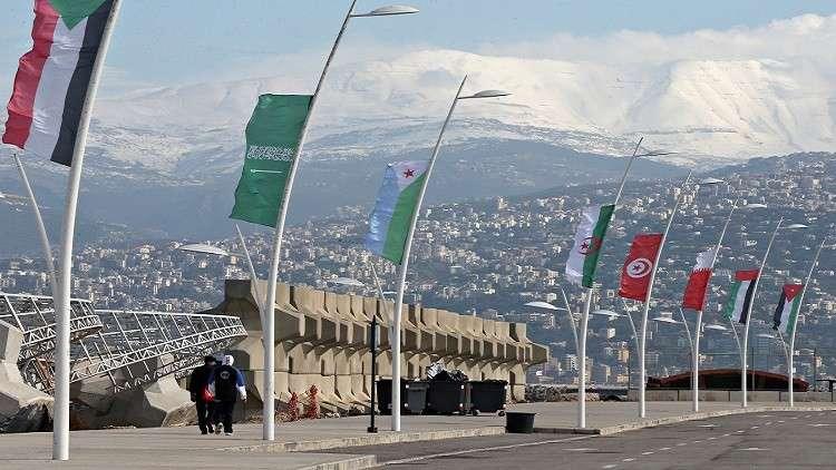 الجامعة العربية تنفي دعوة سوريا لقمّة بيروت الاقتصادية