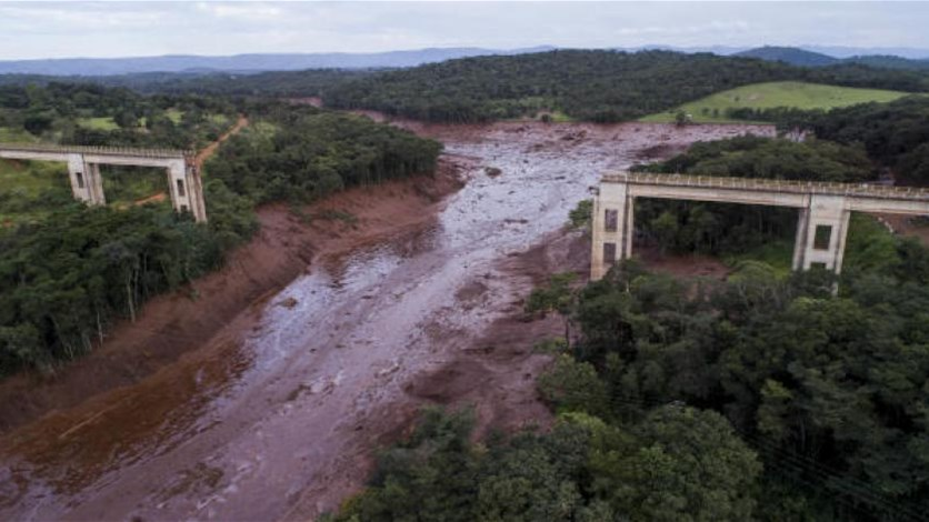 9 قتلى إثر انهيار سد في البرازيل