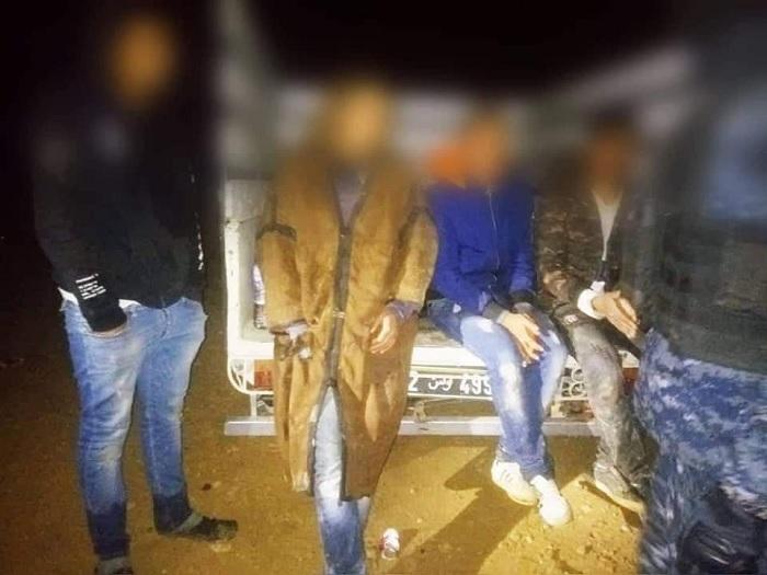 مهربون يعتدون على وحدات الحرس الديواني (صور)