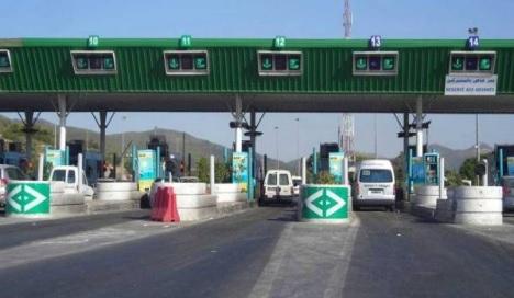 شركة الطرقات السيارة: قريبا الترفيع في تعريفة العبور