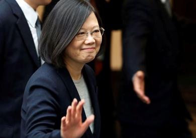 تعيين رئيس وزراء جديد في تايوان بعد استقالة الحكومة