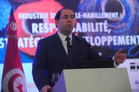 """الشاهد: """"هدفنا الارتفاع بصادرات تونس إلى 4 مليار أورو"""""""
