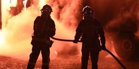 قابس: السيطرة على حريق أتى على 30 أصلا من أشجار النخيل