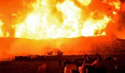 مقتل 73 شخصا بانفجار أنبوب وقود في المكسيك