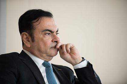 """""""نيسان"""" تتهم غصن بتلقي 8 ملايين يورو بطريقة غير مشروعة"""