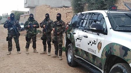 القضاء على عدد من الارهابيين في العملية الأمنية بجلمة