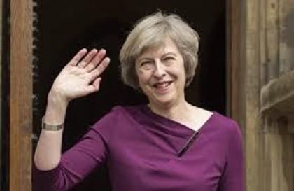 حكومة تيريزا ماي تفوز بثقة البرلمان البريطاني