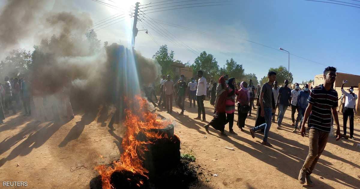 احتجاجات جديدة في العاصمة السودانية