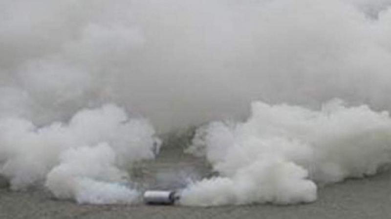 المنزه: استخدام الغاز المسيل للدموع لتفريق جماهير الافريقي الغاضبة