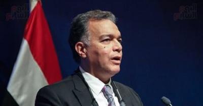 استقالة وزير النقل المصري بعد حادث انفجار القطار