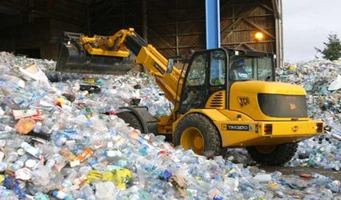 مركز جرادو لمعالجة النفايات يستأنف نشاطه