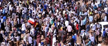 السودان:أوامر رئاسية بحظر الاحتجاجات والإضرابات