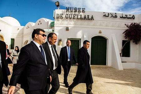 """روني الطرابلسي:""""سنعمل على دعم السياحة الثقافية بجزيرة جربة"""""""