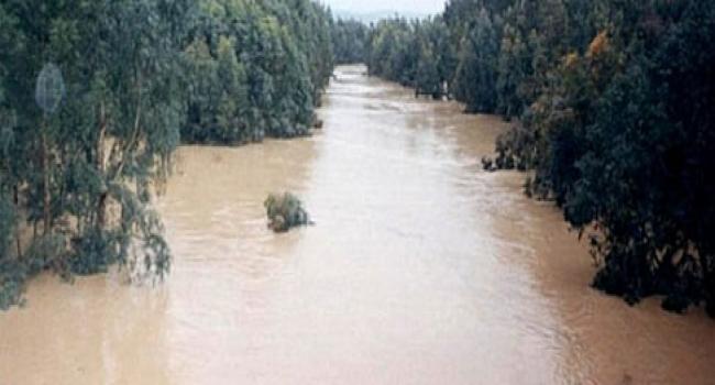 جندوبة: ارتفاع منسوب مياه وادي مجردة