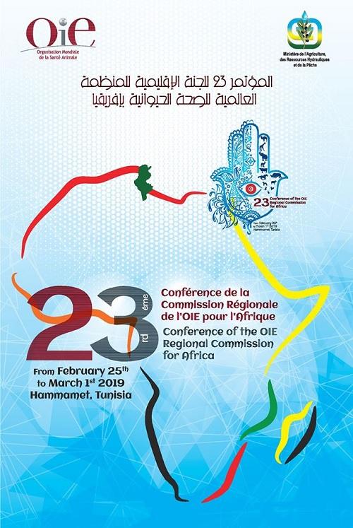 تونس تنظم المؤتمر الثالث والعشرين للمنظمة العالمية للصحة الحيوانية