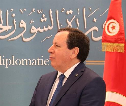 وزير الشّؤون الخارجيّة في زيارة رسميّة إلى سويسرا