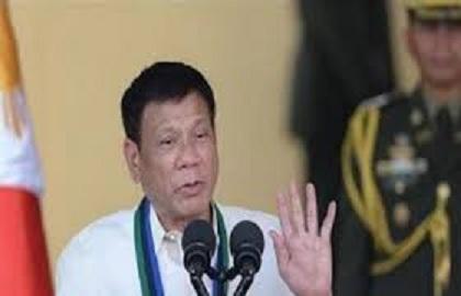 رئيس الفلبين يقترح تغيير اسم بلاده