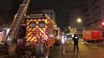 باريس: 7 قتلى في حريق بمبنى سكني