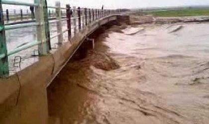مجهولون يفتحون باب قنال وادي مجردة في محاولة لإغراق مدينة بوسالم