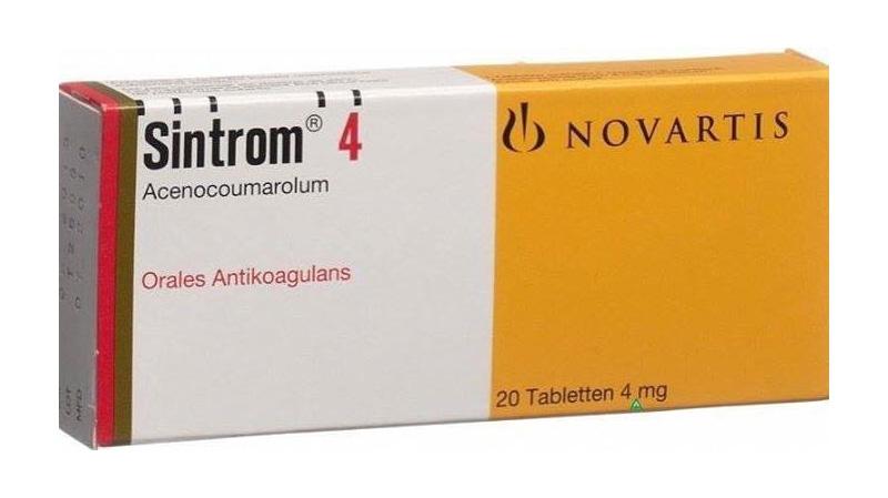 """أفريل القادم: منتوج محلي في السوق التونسية لدواء """" sintrom """""""