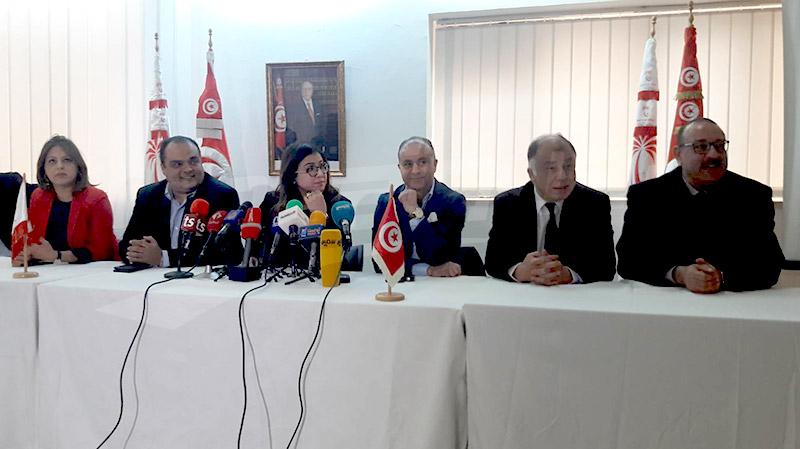 نداء تونس: سميرة بالقاضي رئيسة للجنة إعداد المؤتمر