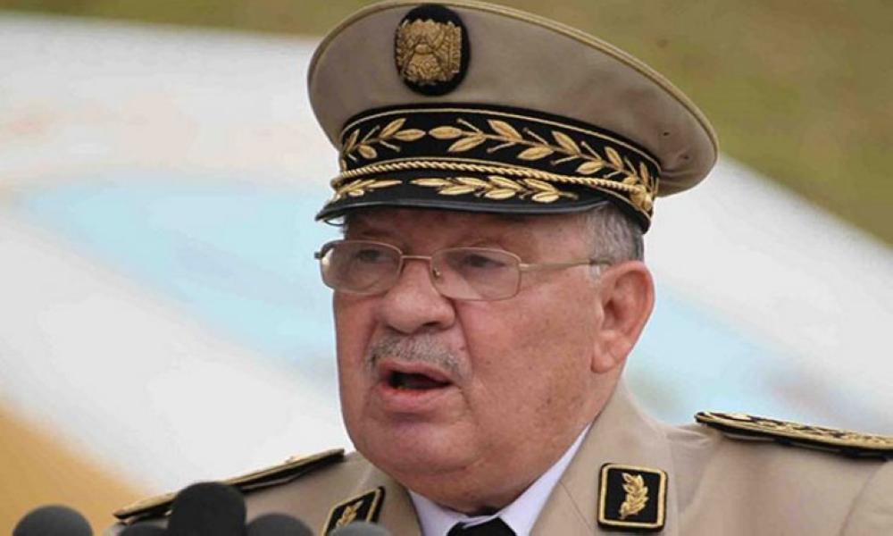 """قائد الجيش الجزائري: """"لن نحيد عن مهامنا الدستوري"""""""