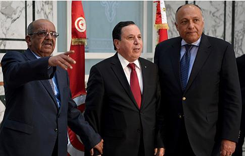 الاجتماع الثلاثي حول ليبيا: تحذير من استمرار تردي الاوضاع في ليبيا