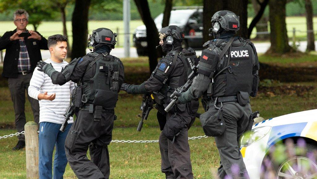 نيوزيلندا: إطلاق نار في مسجدين وسقوط مصابين