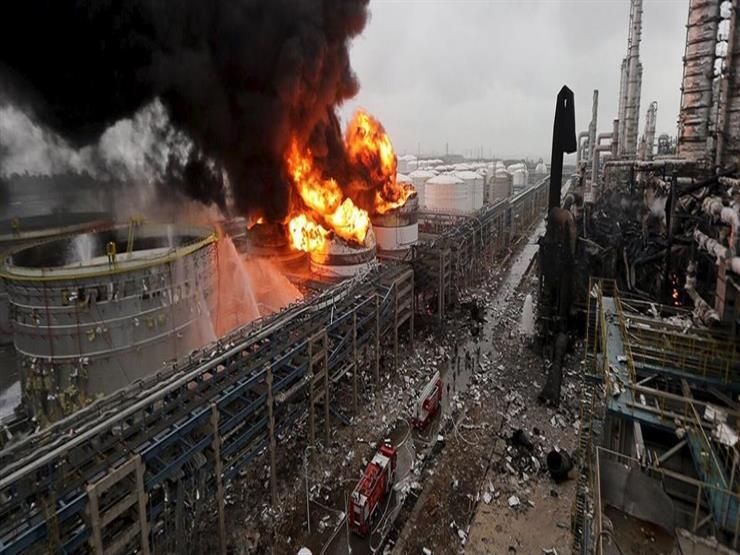 مقتل 5 أشخاص بانفجار في مصنع بالصين