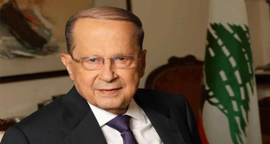 السبت: الرئيس اللبناني يصل الى تونس