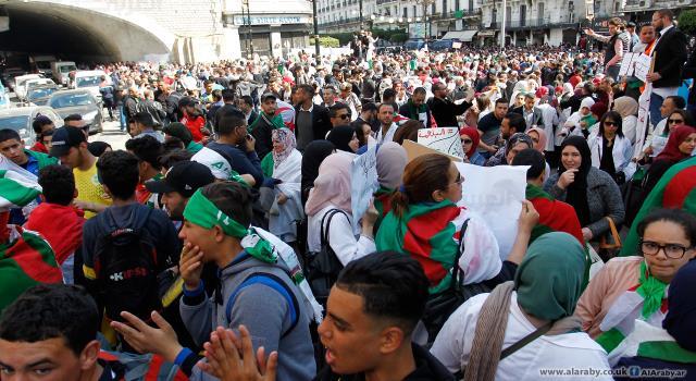 الجزائر: تجدّد الاحتجاجات وسط تعزيزات أمنية