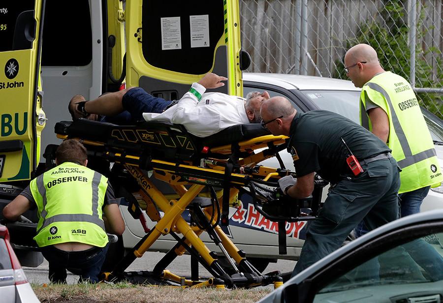 نيوزيلندا: 49 قتيلاً و48 جريحاً في هجوم على مسجدين