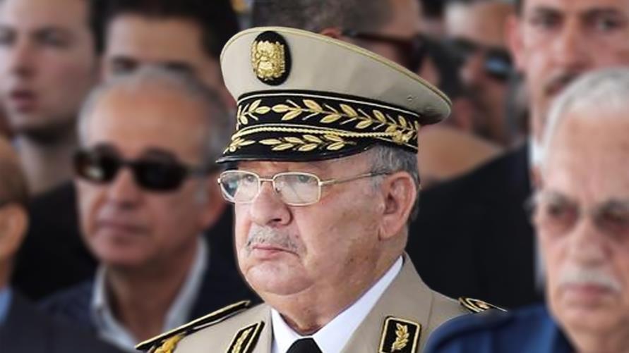 رئيس أركان الجيش الجزائري: لن نسمح بعودة حقبة سفك الدماء