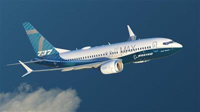 بوينغ تطرح تحديثا برمجيا لطائرة 737 ماكس