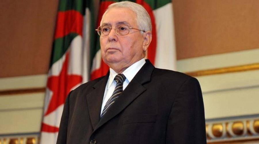 الجزائر: رئيس مجلس الأمة سيتولى منصب القائم بأعمال الرئيس