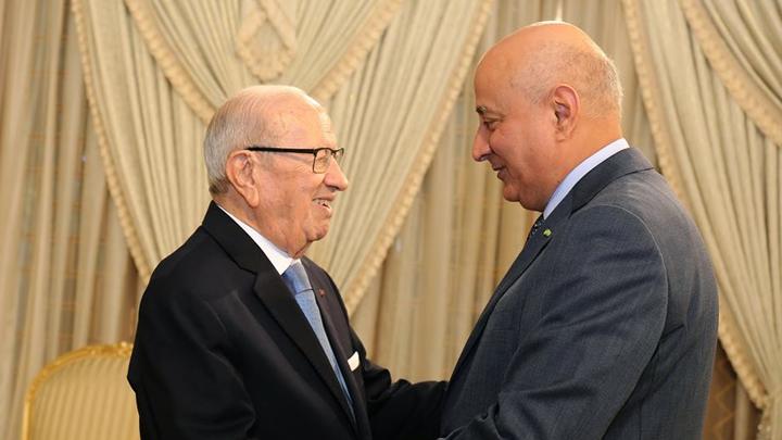 رئيس الجمهورية يستقبل المدير العام لمنظمة الايسيسكو