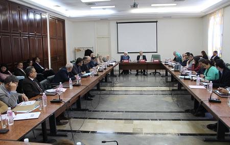 مجلس نواب الشعب : انطلاق ندوة الرؤساء