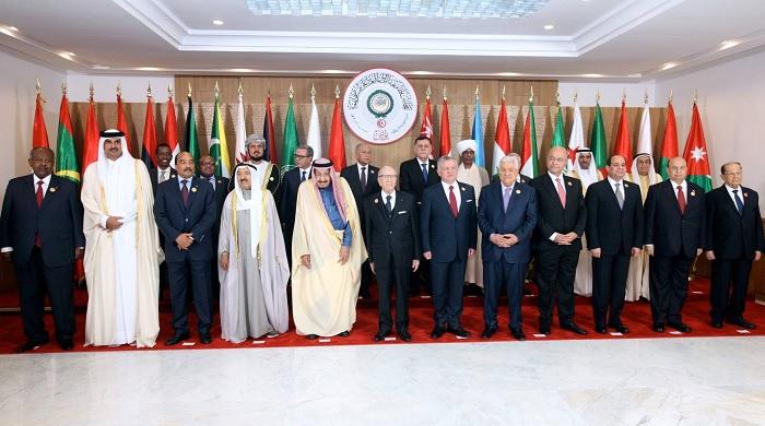 إنطلاق أشغال الدورة 30 للقمة العربية بتونس