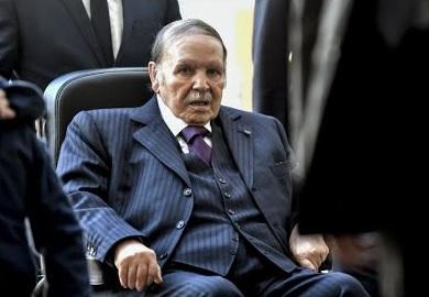 بوتفليقة يـصل إلى الجزائر
