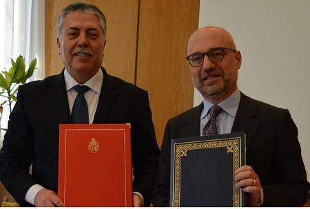 اتفاق تعاون تونسي إيطالي بقيمة 57 مليون أورو