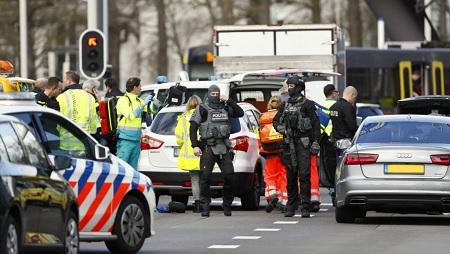 قتيل وجرحى في حادث اطلاق نار في أوتريخت الهولندية
