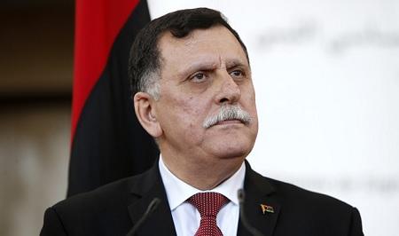 ليبيا: إطلاق نار على موكب فايز السراج